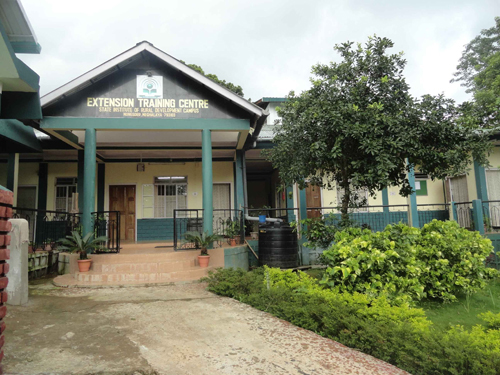 Extension Training Centre, Nongsder