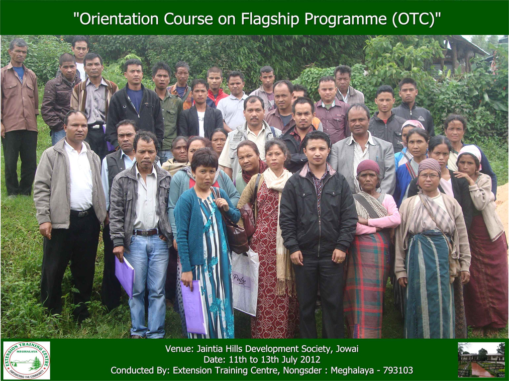 Flagship Programme,Meghalaya1