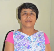 Smti. G. S. Lyndem - Principal of ETC